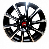 Диск ЛС 17*7.0 5*114.3 ЕТ45/60.1 Ё-wheels E20 MBF