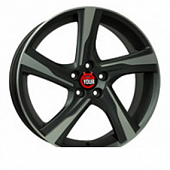 Диск ЛС 17*7.0 5*100 ЕТ48/56.1 Ё-wheels E18 MBF