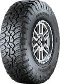 285/70 R17 General Tire GRABBER X3 121/118T TL